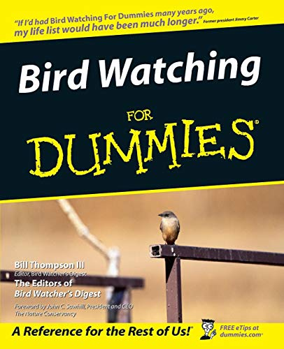 Bird Watching for Dummies 9780764550409