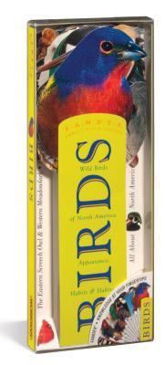Fandex Family Field Guides: Birds