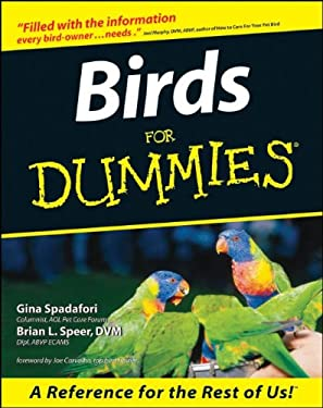 Birds for Dummies 9780764551390