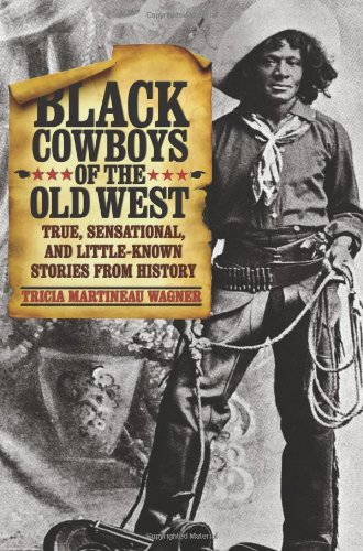 Black Cowboys of the Old West: True, Sensational, and Little-Known Stories from History 9780762760718