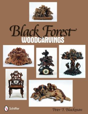 Black Forest Woodcarvings 9780764331329