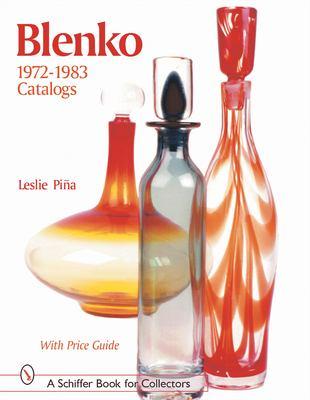 Blenko 1972-1983 Catalogs 9780764313837