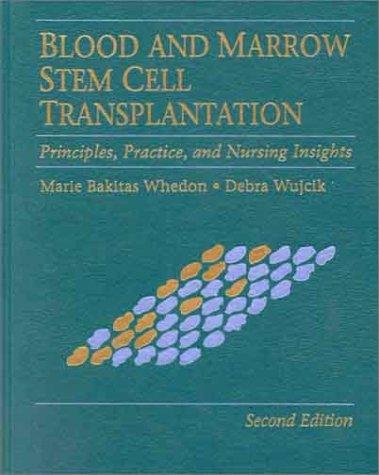 Blood and Marrow Stem Cell Transplantation 9780763703561