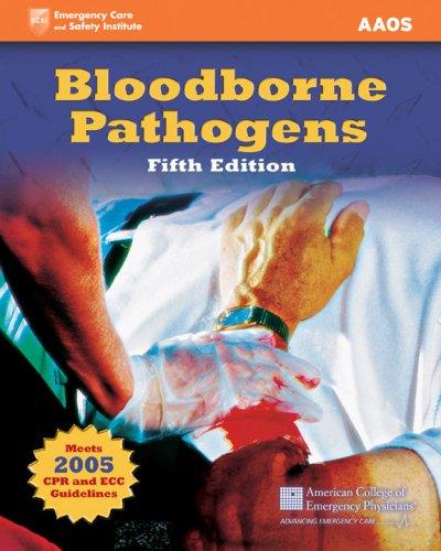 Bloodborne Pathogens 9780763742454