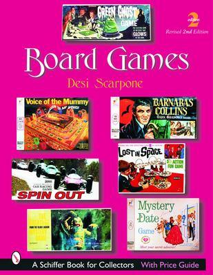 Board Games 9780764320323