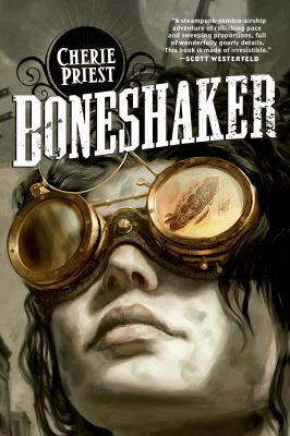 Boneshaker 9780765318411