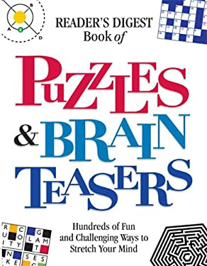 Book of Puzzles & Brain Teasers 9780762105779