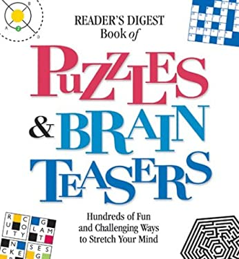 Book of Puzzles and Brain Teasers 9780762103492