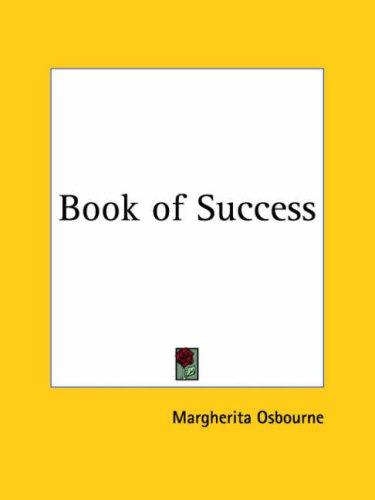 Book of Success 9780766154025
