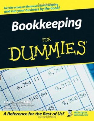 Bookkeeping for Dummies 9780764598487