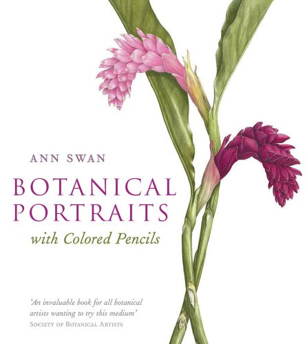 Botanical Portraits with Colored Pencils 9780764169748