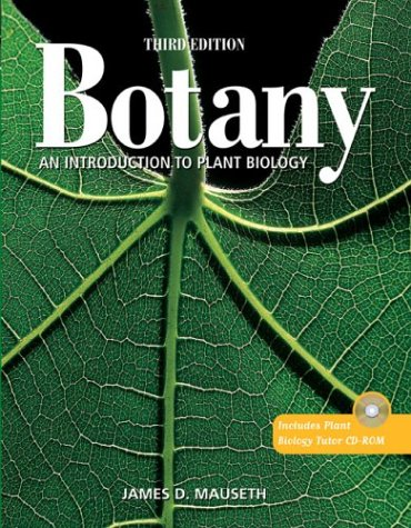 Botany : An Introduction to Plant Biology - 3rd Edition