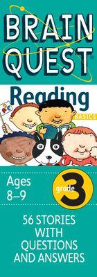 Brain Quest Reading Grade 3 9780761141419