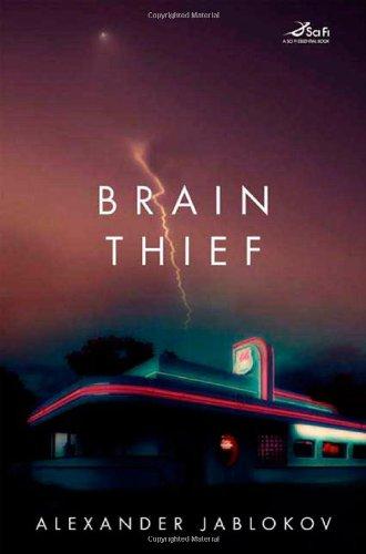 Brain Thief 9780765322005