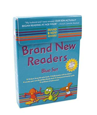 Brand New Readers Blue Set 9780763620615