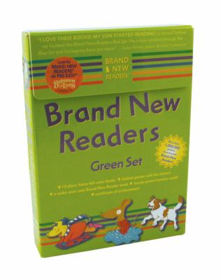 Brand New Readers Green Set 9780763625993