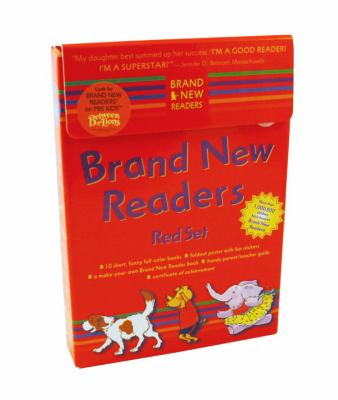 Brand New Readers Red Set 9780763620622