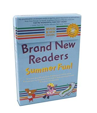Brand New Readers: Summer Fun! [With Sticker(s) and Poster and Certificate of Achievement and Teacher's Guide] 9780763650612