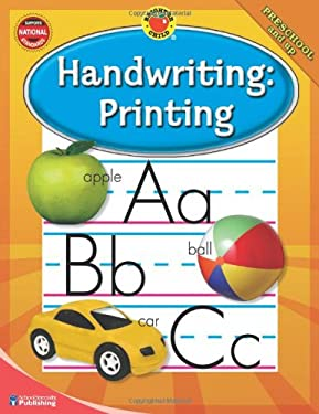 Brighter Child Handwriting: Printing 9780769675596
