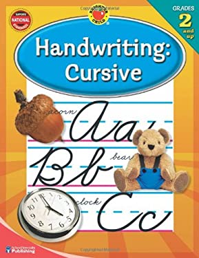 Brighter Child Handwriting: Cursive: Grades 2 and Up 9780769675626