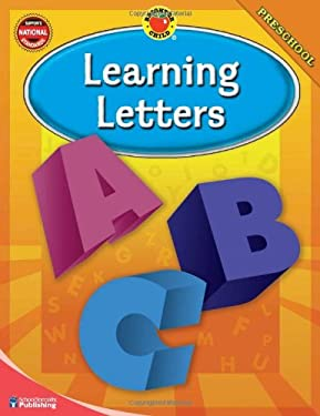 Brighter Child Learning Letters, Preschool 9780769648194