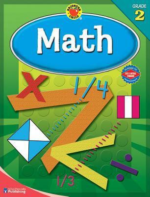 Brighter Child Math, Grade 2 9780769676128
