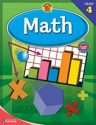 Brighter Child Math, Grade 4 9780769676142