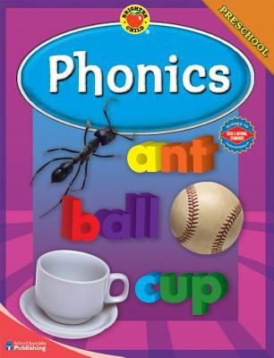 Brighter Child Phonics, Preschool 9780769676197