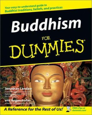 Buddhism for Dummies 9780764553592