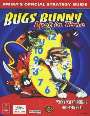 Bugs Bunny Lost in Time 9780761523314