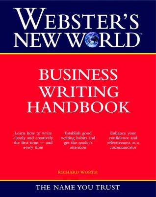 Business Writing Handbook 9780764564031