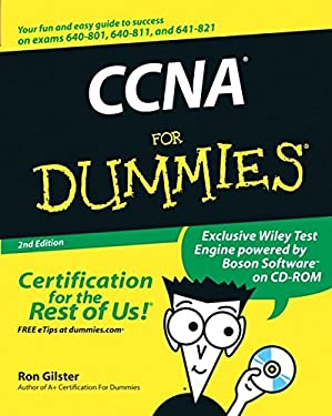 CCNA for Dummies [With CDROM]