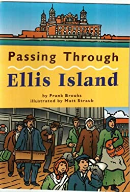 COMPREHENSION POWER READERS PASSING THROUGH ELLIS ISLAND GRADE 5 2004C