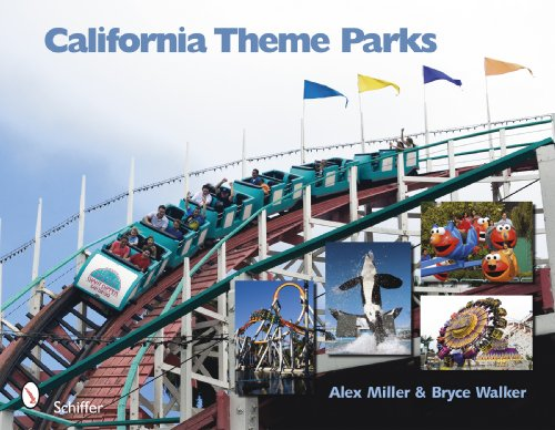 California Theme Parks 9780764334788