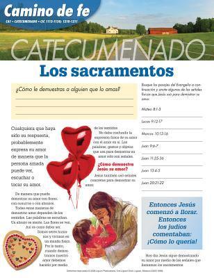 Camino de Fe Catecumenado 9780764816895