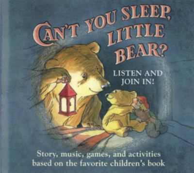 Can't You Sleep, Little Bear? CD 9780763624248