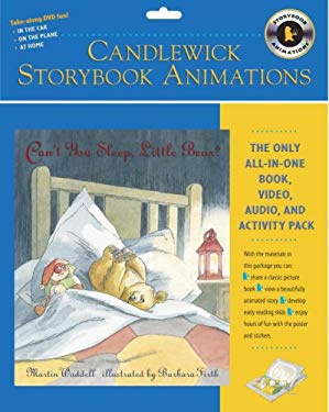 Can't You Sleep, Little Bear? [With Stickers and Interactive Poster and Hardcover Book] 9780763635374