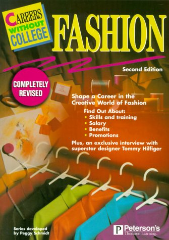Careers W/O College: Fashion, 2nd Ed 9780768902693