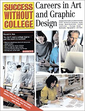 Careers in Art and Graphic Design 9780764116292