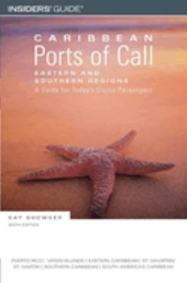 Caribbean Ports of Call Western Region: A Guide for Today's Cruise Passengers 9780762738861