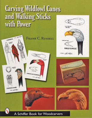 Carving Wildfowl Canes & Walki