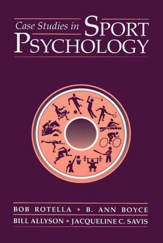 Case Studies in Sport Psychology 9780763703554