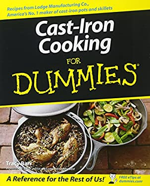 Cast-Iron Cooking for Dummies 9780764537141