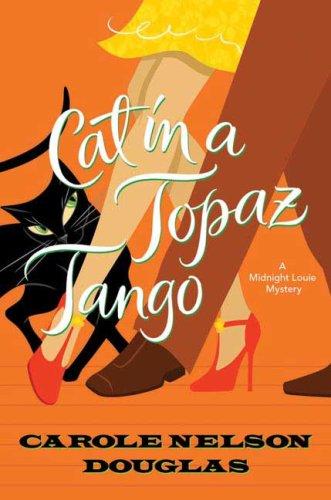 Cat in a Topaz Tango 9780765318626