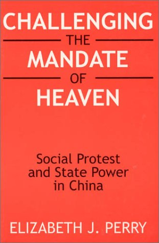 Challenging the Mandate of Heaven 9780765604453