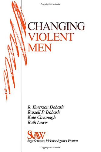 Changing Violent Men 9780761905356