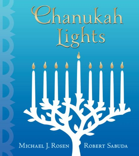 Chanukah Lights Pop-Up 9780763655334