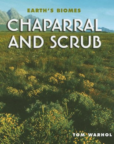 Chaparral and Scrub 9780761421955