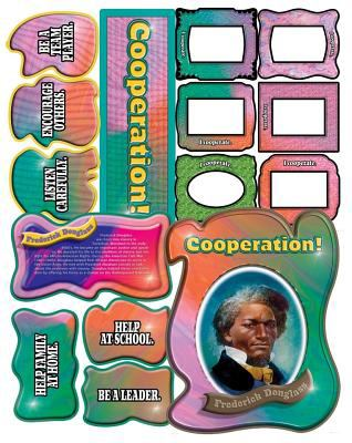 Character Education: Cooperation Bulletin Board Set 9780768225785