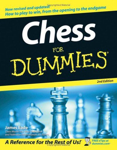 Chess for Dummies 9780764584046